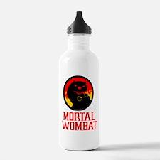 Mortal Wombat Water Bottle