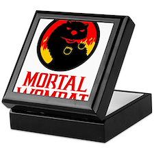 Mortal Wombat Keepsake Box