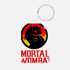 Mortal Wombat Keychains