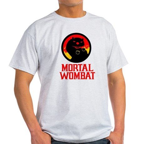 Mortal Wombat Light T-Shirt