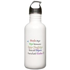 Reiki ideals Water Bottle