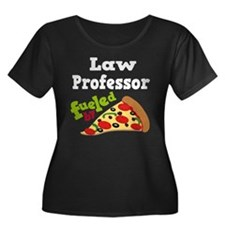 Law Professor Fueled By Pizza T