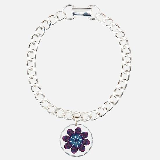 Flower Daydream Charm Bracelet, One Charm