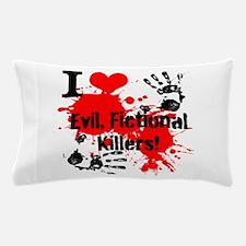 evil killers Pillow Case