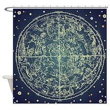 Zodiac Shower Curtain