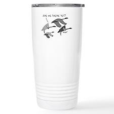 Geese Travel Mug