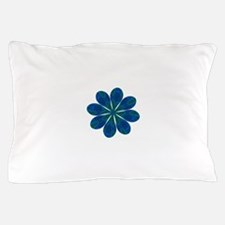 Flower Eager Pillow Case