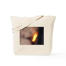 BURN, BABY, BURN III Tote Bag