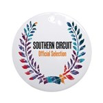 Southern Circuit Ornament (Round)
