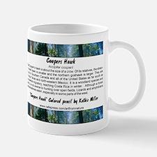 Coopers Hawk Mug