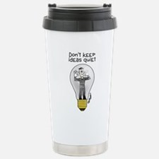 Ideas Stainless Steel Travel Mug