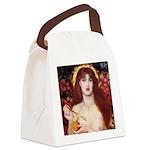 Rossetti Venus Verticordia Canvas Lunch Bag