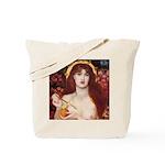 Rossetti Venus Verticordia Tote Bag