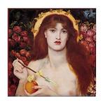 Rossetti Venus Verticordia Tile Coaster