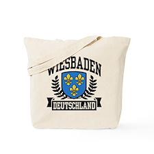 Wiesbaden Deutschland Tote Bag