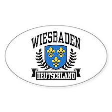 Wiesbaden Deutschland Decal