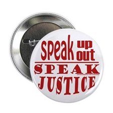 "Speak Justice 2.25"" Button (10 pack)"