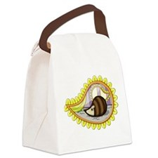 Chrissy Canvas Lunch Bag