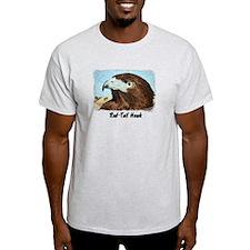 Cadir - Red-tail hawk T-Shirt