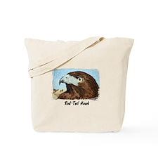 Cadir - Red-tail hawk Tote Bag