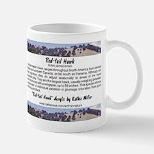 Mya-Red-tail Hawk Mug