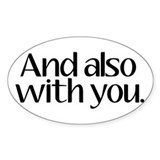 And also with you 50 Pack