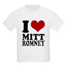 I heart Mitt Romney T-Shirt