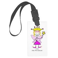 I have Fairy Princessitude! Luggage Tag