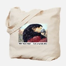 Niki-Harris Hawk Tote Bag