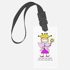 Fairy Princessitude! Me! Luggage Tag