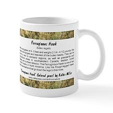 Ferruginous Hawk Small Mug