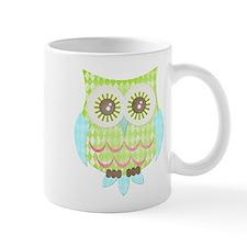 Bright Eyes Owl Mug