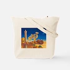 Mystic Camels Tote Bag
