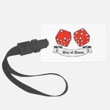 Dice of Doom Luggage Tag