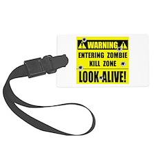 warningzombiekillzone.png Luggage Tag