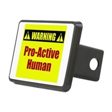 Pro-Active Human Hitch Cover