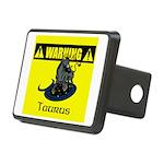 Warning: Taurus Rectangular Hitch Cover