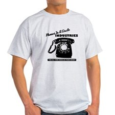 Phones In A Circle Industries T-Shirt