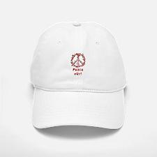 Attraction PeaceOut V Baseball Baseball Cap