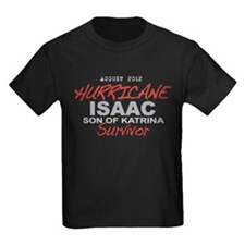 I Survived Hurricane Isaac T