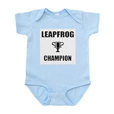 leapfrog champ Infant Bodysuit