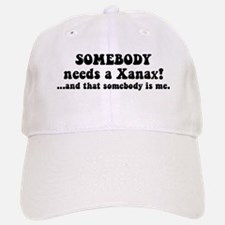 Xanax Baseball Baseball Cap