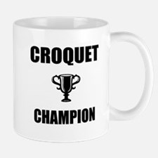 croquet champ Mug