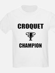 croquet champ T-Shirt