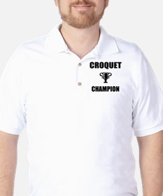 croquet champ T-Shirt