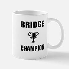 bridge champ Mug