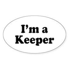 Keeper: Decal