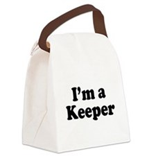 Keeper: Canvas Lunch Bag