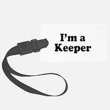 Keeper: Luggage Tag