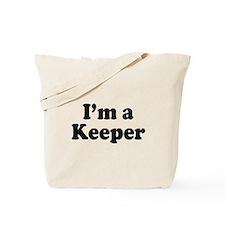 Keeper: Tote Bag